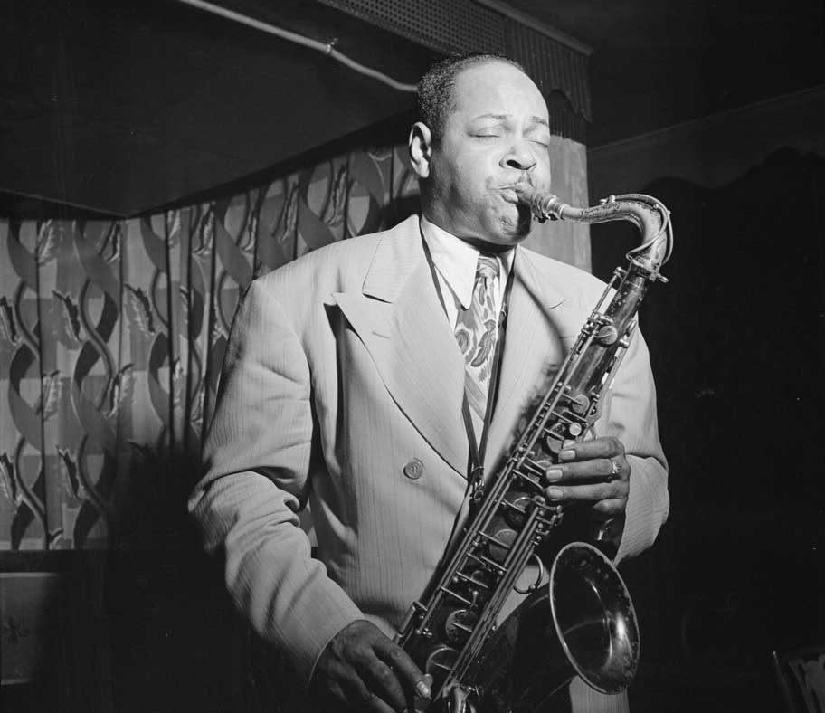 Coleman Randolph Hawkins