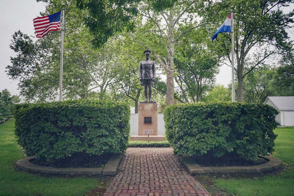 Gen. John. J. Pershing Boyhood Home State Historic Site