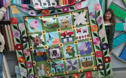 2020 Missouri Highway 36 Quilt Trail